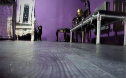 Image of laminate by BDSM Dungeon Builder at floor level