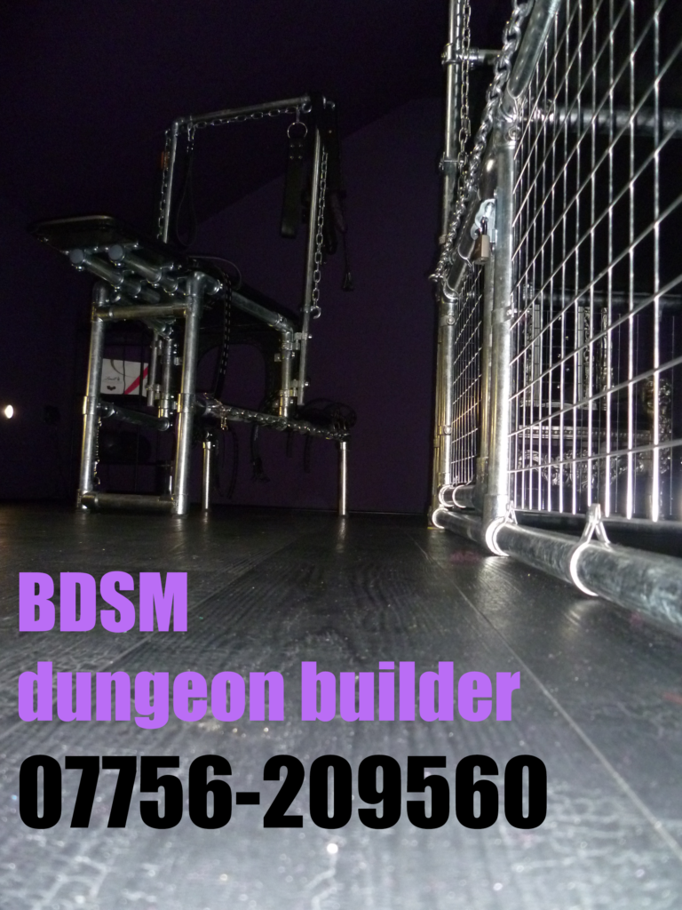 Image of BDSM Dungeon with Dungeon Builder contact phone number